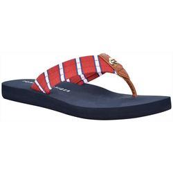 Womens Cruzi Flip Flops