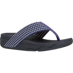 FitFlop Womens Surfa Toe Post Thong Sandals