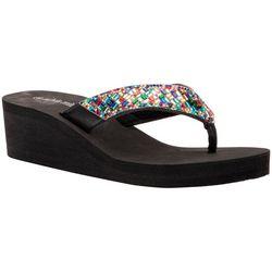 Olivia Miller OMCS Womens Flip Flops