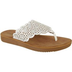 Olivia Miller Womens Sandals