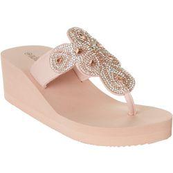 Olivia Miller OMP Womens Flip Flops