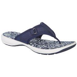 Coral Bay Womens Maci Flip Flops