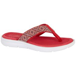 Coral Bay Womens Rexy Flip Flops