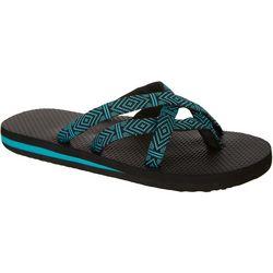 Womens Elsa Flip Flops