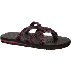 Reel Legends Womens Elsa Flip Flops