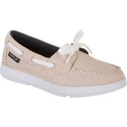 Island Surf Womens Vineyard Boat Shoes