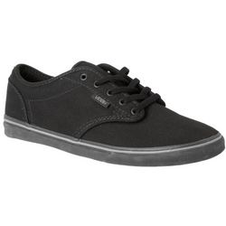 Vans Womens Atwood Low Solid Skate Shoes