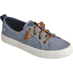 Womens Crest Vibe Boat Shoes