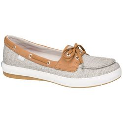 Keds Womens Charter Two Tone Boat Shoes