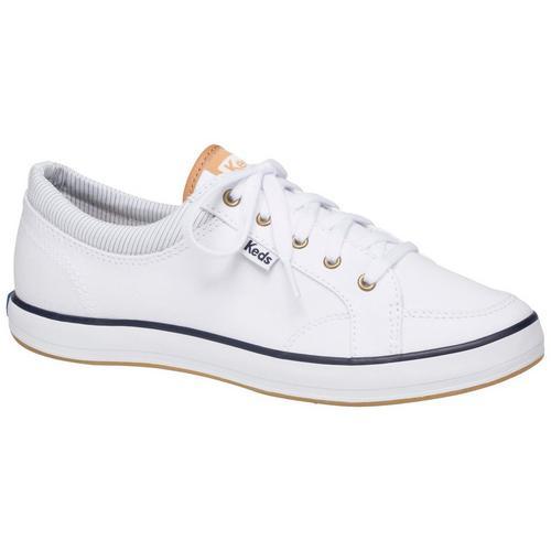 Keds Womens Center Stripe Sneakers