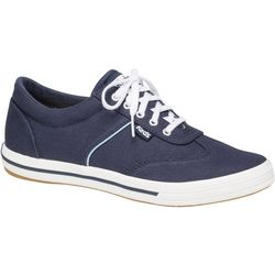 Womens Courty Twill Sneakers