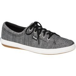 Womens Tour Denim Twill Sneakers