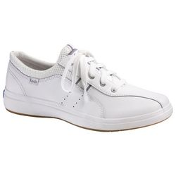 Keds Womens Spirit II Leather Shoes