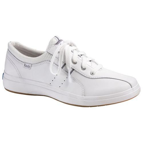 a2fdaf2e7c31 Keds Womens Spirit II Leather Shoes
