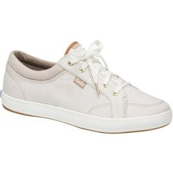 Womens Center Tickin Stripe Sneaker