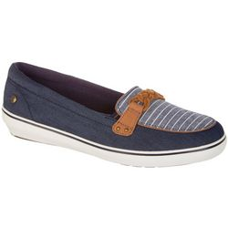 Grasshoppers Womens Windsor Slip On Shoes