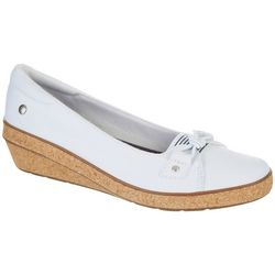 Grasshoppers Womens Betty Wedge Shoes
