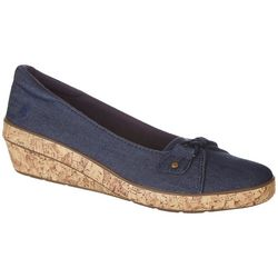 Grasshoppers Womens Lily Wedge Shoes