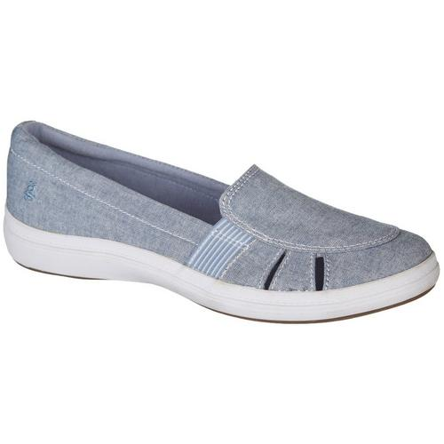 e55152304477 Grasshoppers Womens Janis Fisherman Shoes