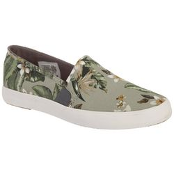 Keds Womens Clipper Tropical Sneakers
