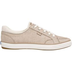 Keds Womens Center II Chambray Sneakers