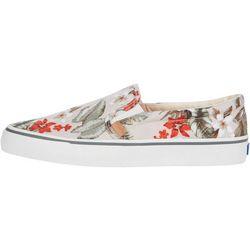 Keds Womens Jump Kick Slip On Tropical Shoes