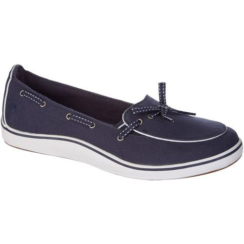 7f1b3f658982a Grasshoppers Womens Windham Canvas Slip On Shoes