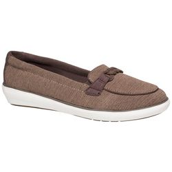 Grasshoppers Womens  Slip On Windsor Shoes