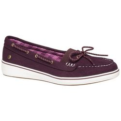 Grasshoppers Womens Augusta Twill Shoes