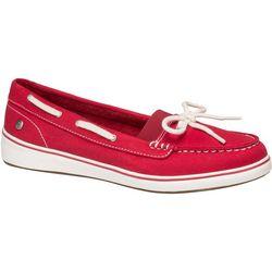 Womens Augusta Twill Shoe