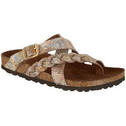 Cliffs by White Mountain Womens Hansen Sandals