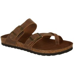 Cliffs by White Mountain Womens Gracie Sandals