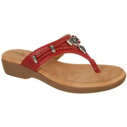 Womens Bailee Thong Sandals