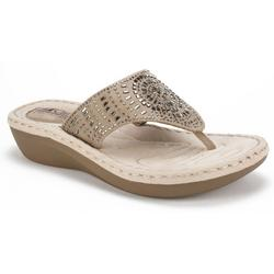 Womens Slide In Cienna Sandals