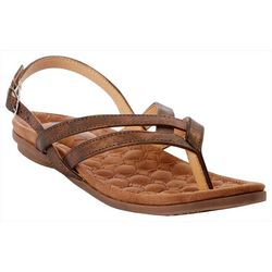 Secret Celebrity Womens Honey Suckle Sandals