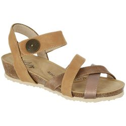 Secret Celebrity Womens Sugar Cookie Sandals