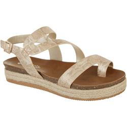 Womens Kalissa Espradille Sandals