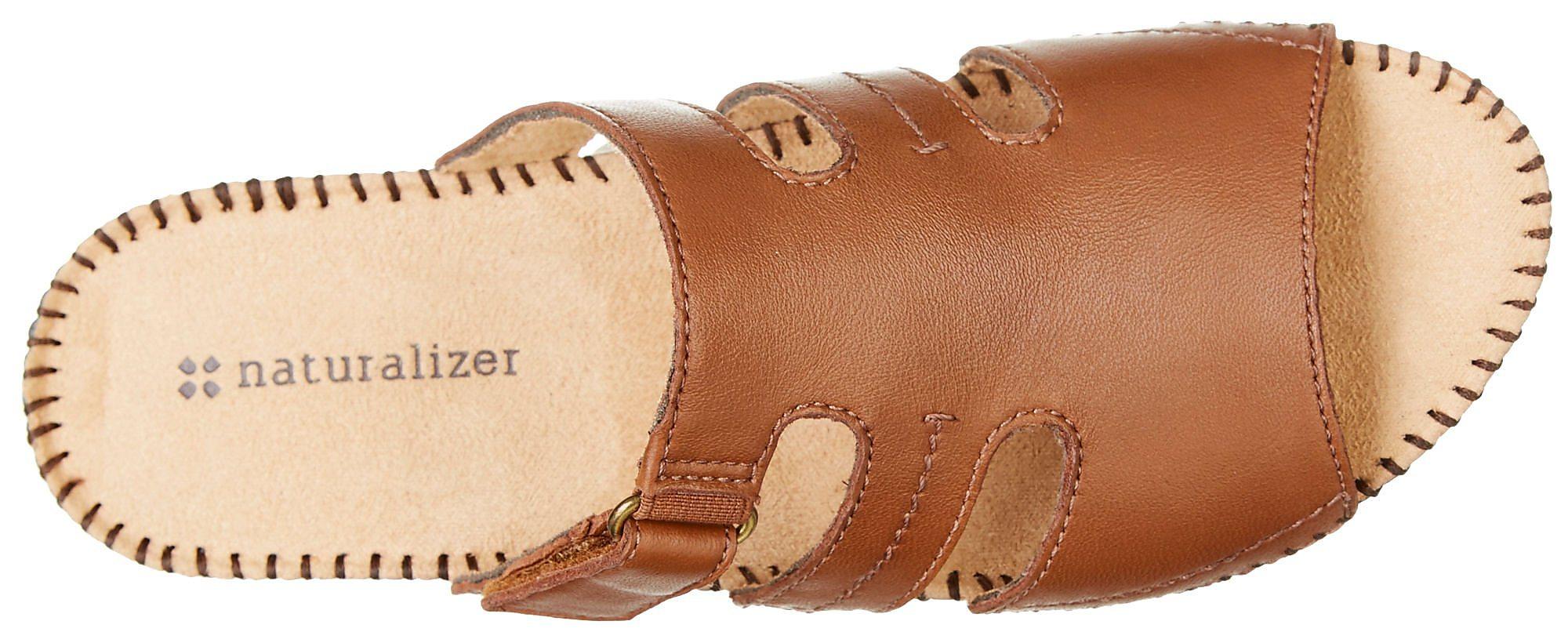 75c2d1a09af8 Naturalizer Womens Serene Sandals 6m Tan for sale online