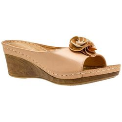 GC SHOES Womens Sydney Wedge Sandals