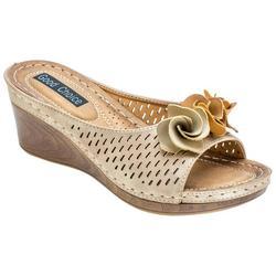 Womens Julliet Wedge Sandals