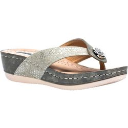 GC SHOES Womens Dafni Sandal