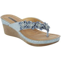 GC SHOES Womens Rachel Wedge