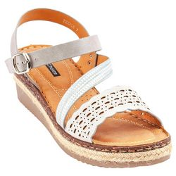 GC SHOES Womens Temple Wedges