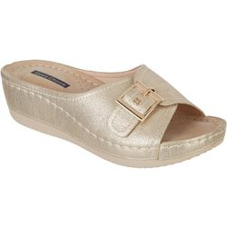 GC Shoes Womens Justina Sandals