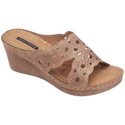 GC SHOES Womens April Sandals