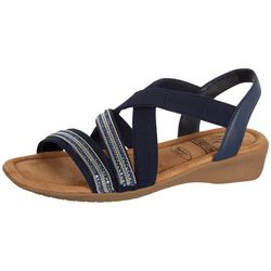 IMPO Womens Rosaline Stretch Sandals