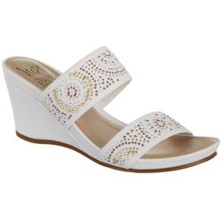 IMPO Womens Vessie Wedge Sandals