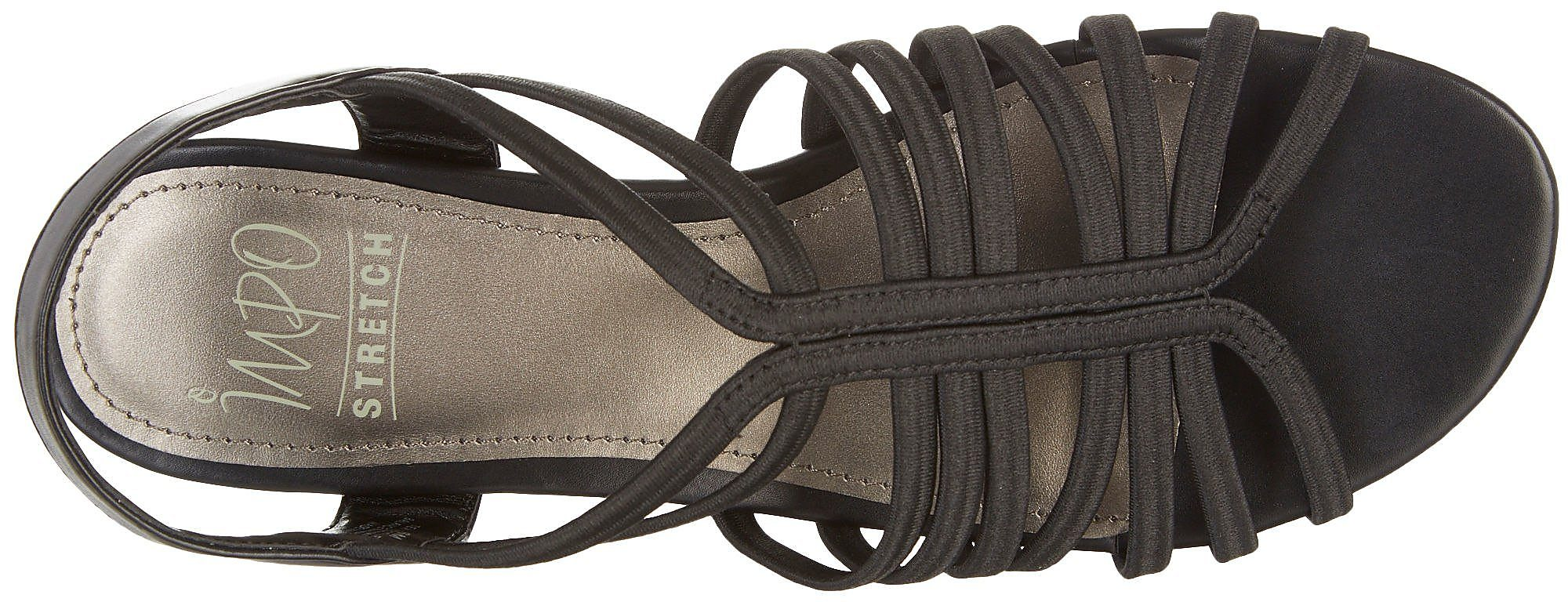 IMPO Womens Raffle Stretch Sandals