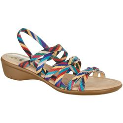 IMPO Womens Geniece Stretch Casual Sandals