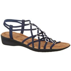 IMPO Womens Rayelle Stretch Sandals